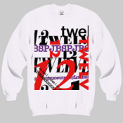 PJBS Twelve Sweatshirt